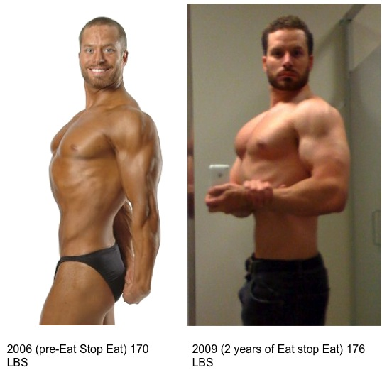 How to Gain Muscle and Lose Weight for Men