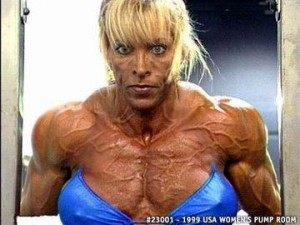 Female Bodybuilder 300x225 Female Bodybuilder