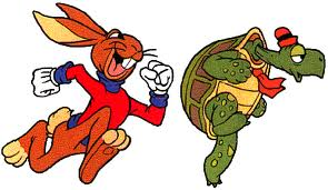 Tortoise and Hare: Two approaches to losing Body Fat