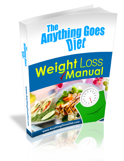 Why Anything Goes…To Lose Weight