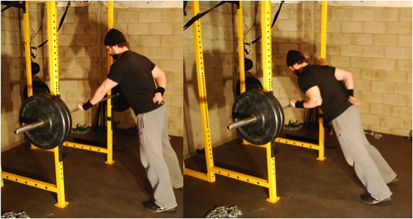 Single Arm Ticeps Press