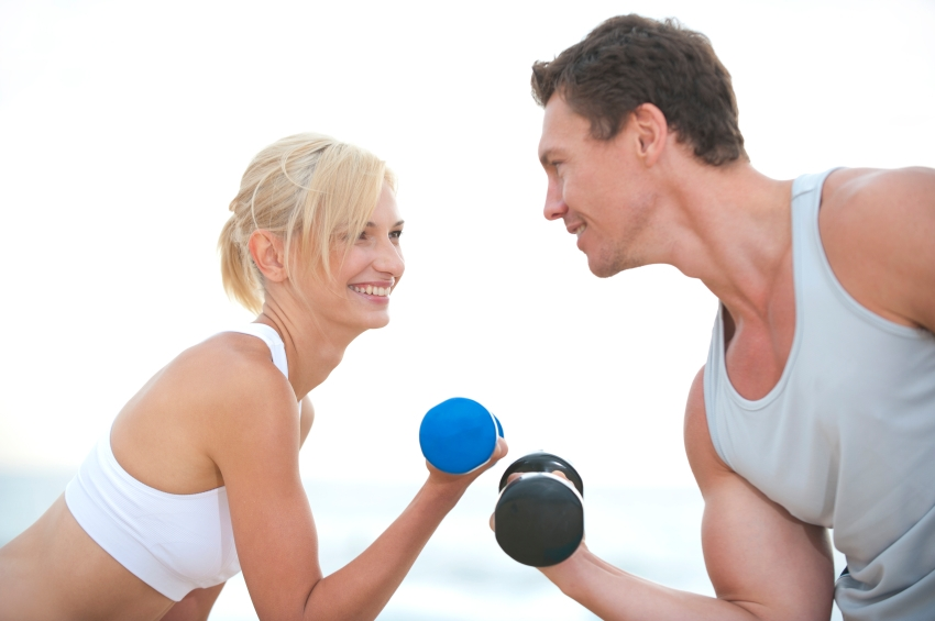 Weight training fixes for men and women